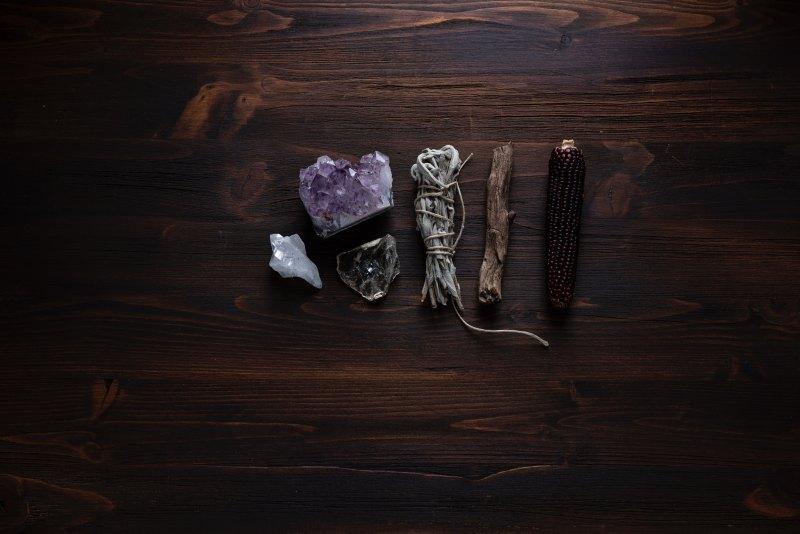 Tarot, Journaling, andMeditation